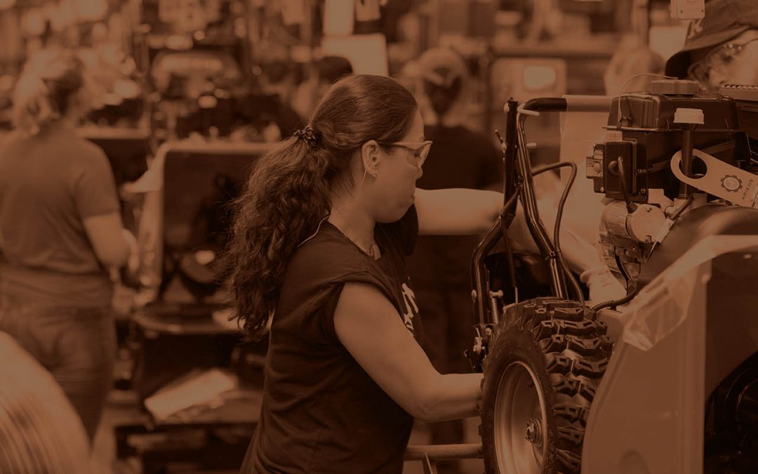 Ariens – Introduction to Lean Manufacturing