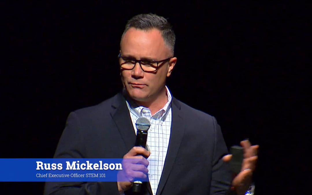 Russell Mickelson, CEO presentation at Be Engaged Conference in Las Vegas